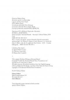 Teoria cunoasterii - Scrieri esentiale, vol. 2