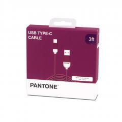 Cablu USB C - Pantone - Purple