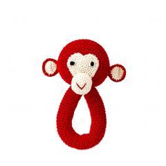 Jucarie bebelus-Inel zornaitor Chimp