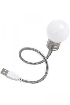 Lampa laptop USB - Edison