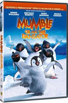 Mumble, Cel Mai Tare Dansator / Happy Feet DVD