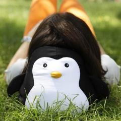 Perna pentru gat / pinguin - Zip & Flip