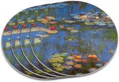 Coaster - Claude Monet