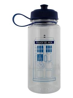 Sticla de apa - Doctor Who - Time Lord