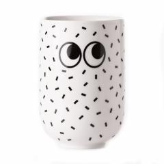 Cana - Googly Eyes Double Wall Mug Dots