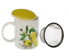 Cana cu infuzor - Lemon