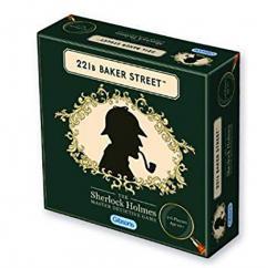 221B Baker Street, Sherlock Holmes