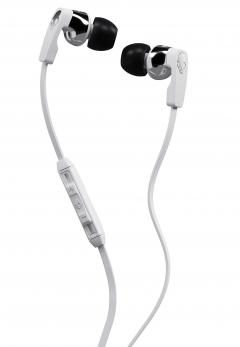 Casti Skullcandy Strum - White / Black / Chrome