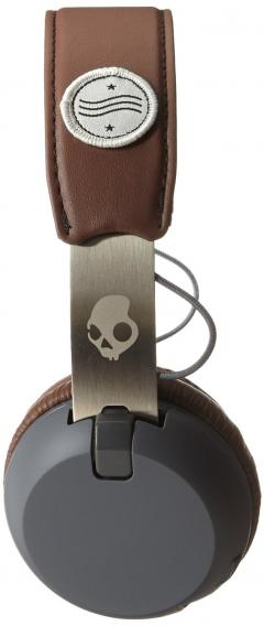 Casti Skullcandy Grind On Ear - Americana / Plaid / Gray
