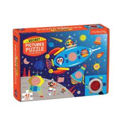 Puzzle 42 piese - Secret - Outer Space