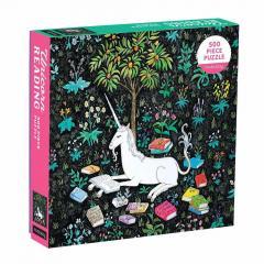 Puzzle 500 piese - Unicorn Reading