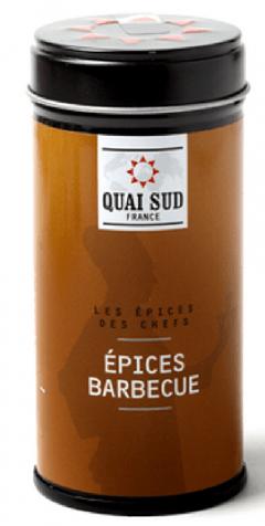 Condimente asortate pentru gratar  (Epices et gout fume)