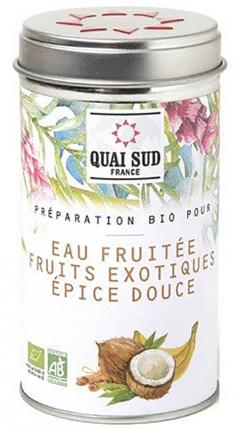 Arome de fructe - Preparation Bio pour eau fruitee fruits exotiques - epices douces