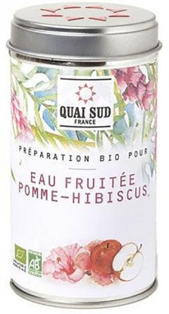 Ceai de mere cu fructe de padure - Apple Hibiscus (Bio)