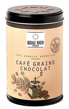 Cafea boabe cu aroma de ciocolata