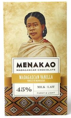 Ciocolata cu lapte si vanilie - Feves de cacao