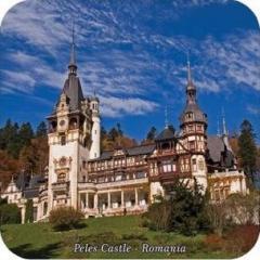 Set 6 suporturi pahare - Imagini Romania