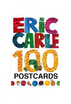 Eric Carle: 100 Postcards - mai multe modele
