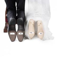 Stickere pentru pantofi - Secret Love
