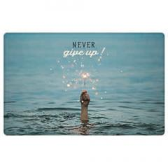 Suport card cu protectie antifrauda - Moneyguard - Never give up
