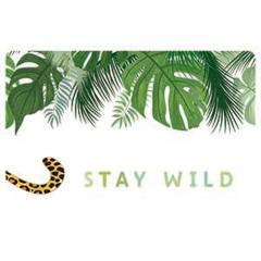 Suport card cu protectie antifrauda - Moneyguard - Stay Wild