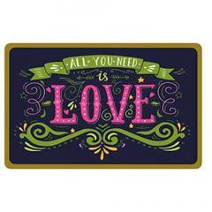 Suport card cu protectie antifrauda - Moneyguard - All you need is love