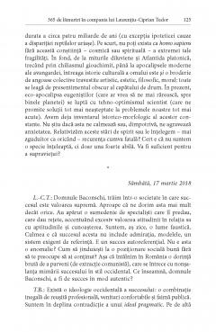 365 de lamuriri in compania lui Laurentiu-Ciprian Tudor