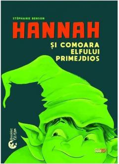 Hannah si comoara elfului primejdios