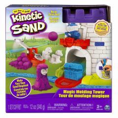 Nisip Kinetic - Castelul cu nisip si forme