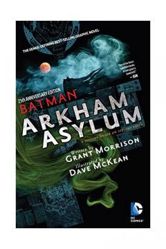 Batman Arkham Asylum 25th Anniversary