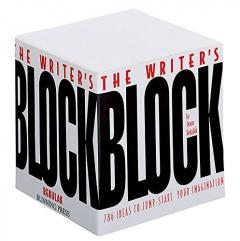 The Writer's Block - 786 Ideas to Jump-Start Your Imagination