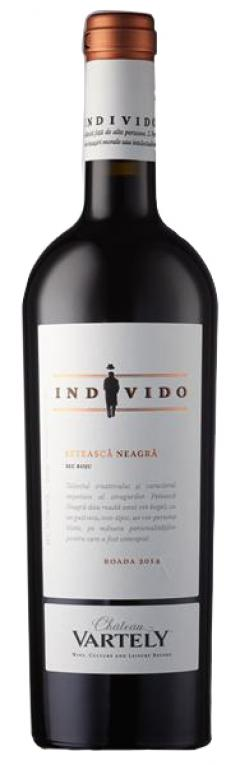 Vin Individo (Feteasca Neagra), 2016, sec rosu