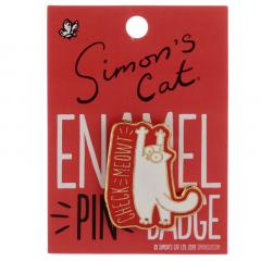 Insigna - Simon`s Cat