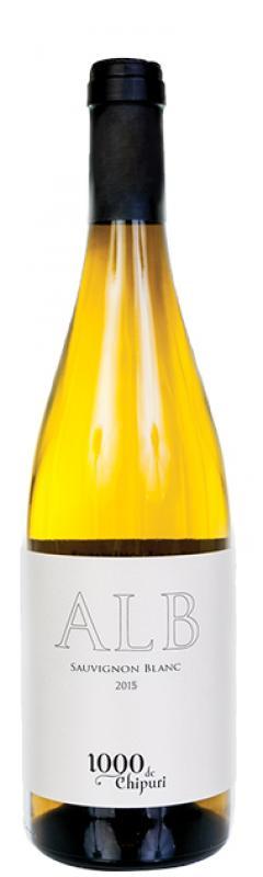 Vin alb - Alb Sauvignon Blanc, 2018, demi-sec