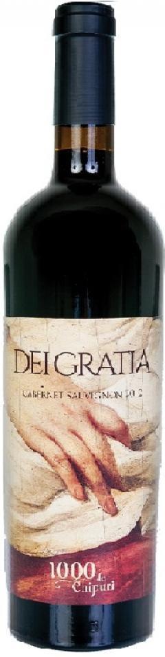 Vin rosu - Dei Gratia, 2012, sec