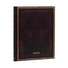 Agenda 2020 - Black Moroccan - Verso, Ultra