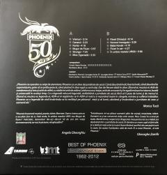 Phoenix 50 - Silver - Vinyl