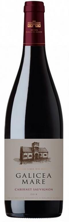 Vin rosu - Galicea Mare, Cabernet Sauvignon, sec , 2016