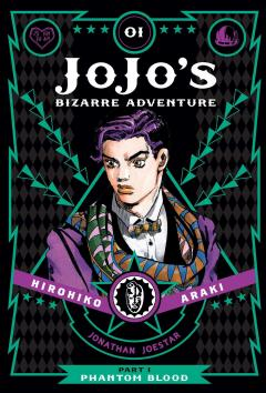 JoJo's Bizarre Adventure Vol. 1 Part 1 - Phantom Blood