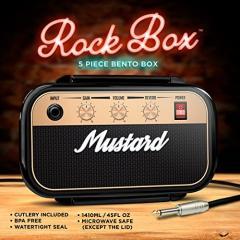 Cutie pentru pranz - Rock Box