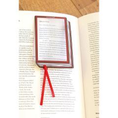 Semn de carte - Fresnel Bookmark Magnifier