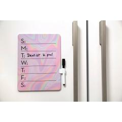 Tabla magnetica - Iridescent Dry Erase Board