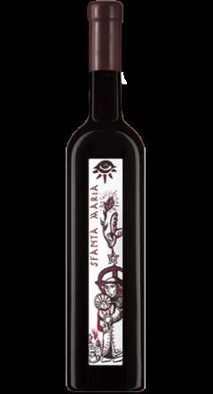 Vin rosu - Cupola Sanctis - Sfanta Maria, 2013, sec