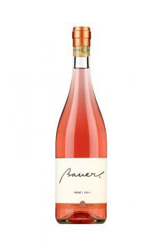 Vin rose - Bauer, 2017, sec