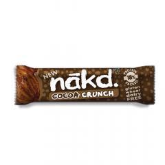 Baton cu cacao raw
