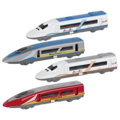 Trenulet de mare viteza cu lumina si sunet - mai multe modele