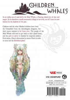 Children of the Whales - Vol. 12