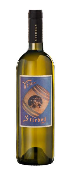 Vin alb - Stirbey- Fata din Butoi, Feteasca Regala, 2015, sec