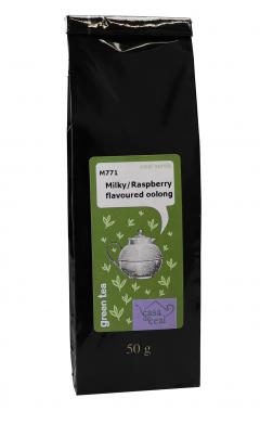 M771 Milky / Raspberry Flavoured Oolong