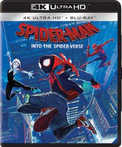 Omul-Paianjen: In lumea paianjenului / Spider-Man: Into the Spider-Verse (4K Ultra HD + Blu-Ray Disc)